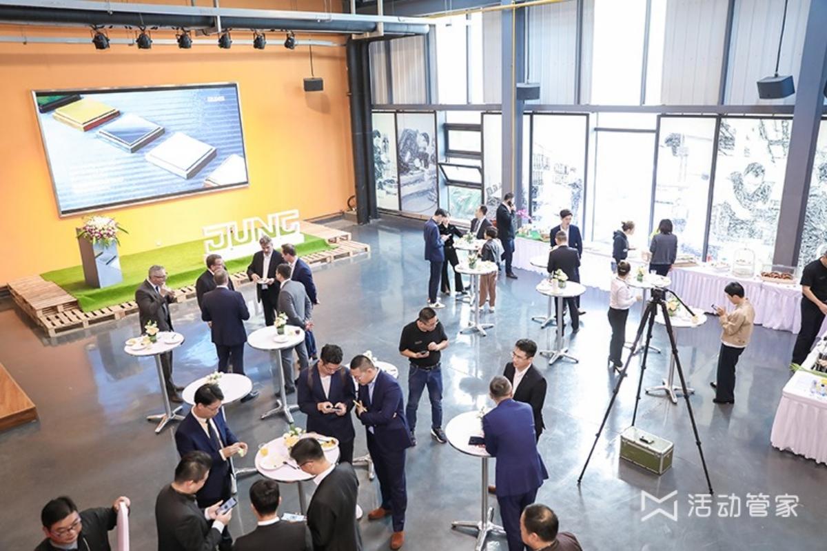 永諾建筑智能科技(昆山)有限公司開業典禮