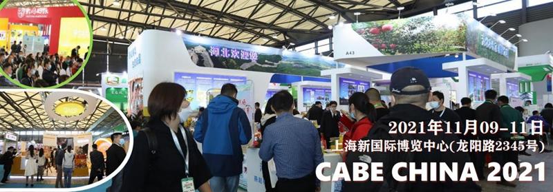 2021第11届上海国际现代农业品牌产品展览会